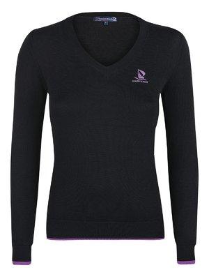 Пуловер чорний   2658814