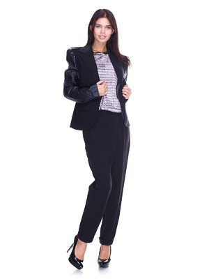 Костюм: жакет і штани | 2638777
