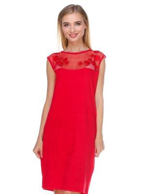 Платье красное | 2434173