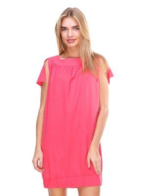 Платье коралловое | 2638554