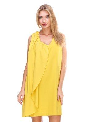 Платье желтое | 2638606