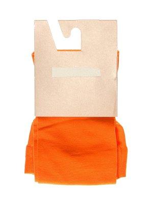 Колготки оранжевые   2654279