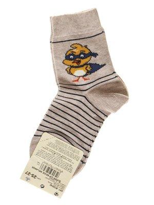 Шкарпетки бежеві | 2654264