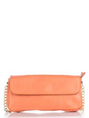 Клатч оранжевый | 2655205