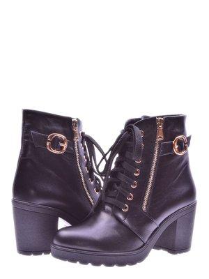 Ботинки черные   2564100