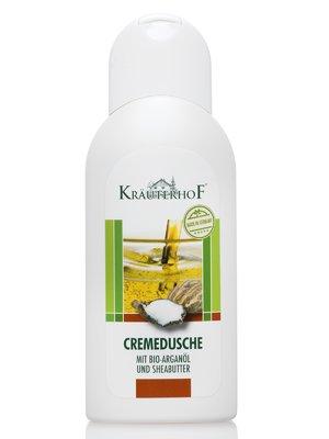 Крем для душу з біо-аргановою олією та олією ши (250 мл) - Krauterhof - 2671724
