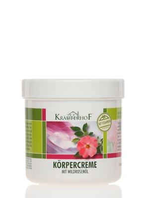 Крем для тіла з олією дикої троянди (250 мл) - Krauterhof - 2671732