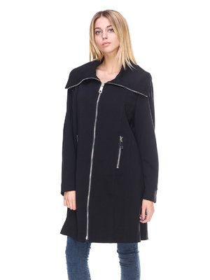 Пальто чорне | 2666398