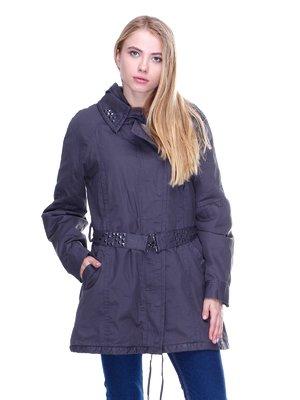 Куртка темно-серая | 2658558