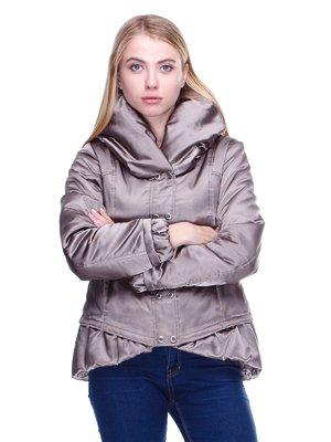 Куртка коричневая | 2658611