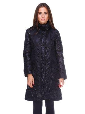 Пальто чорне | 2658601