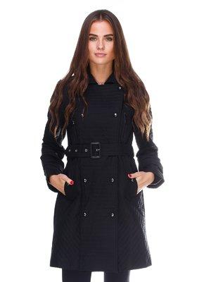 Пальто чорне | 2658622