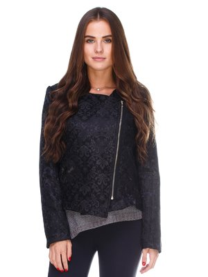 Куртка чорна | 2658594