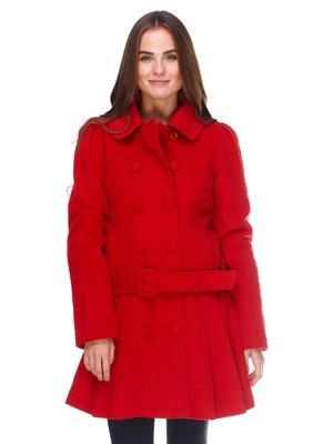 Пальто червоне | 2658600