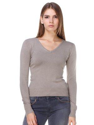 Пуловер сірий | 2659886
