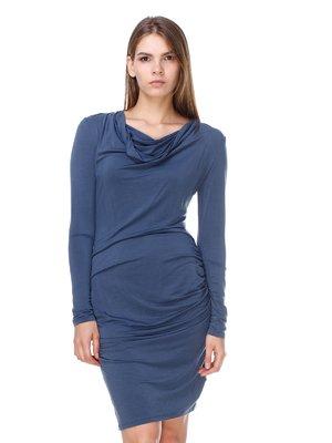 Платье синее | 2659905