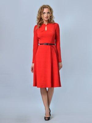 Платье красное | 2678922