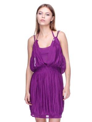 Платье фиолетовое | 2660054