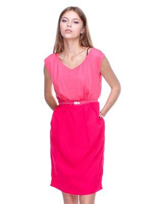 Платье кораллового цвета | 2659983