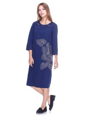 Сукня темно-синя | 2640550
