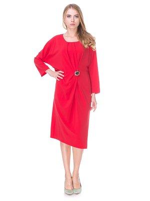 Платье красное   2640541