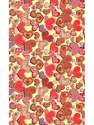 Полотенце вафельное кухонное (40х75 см) | 2679630