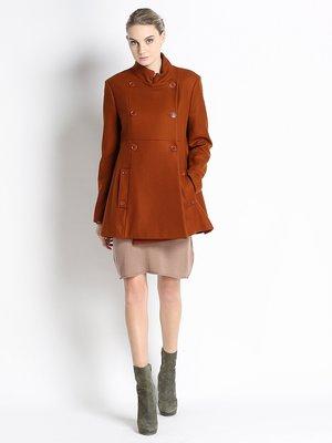Пальто рудого кольору | 2683094