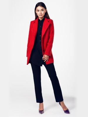 Пальто красное | 2686096