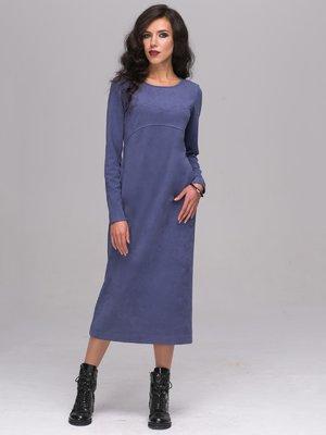 Платье синее | 2689654