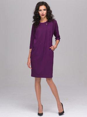 Платье лилового цвета | 2689678