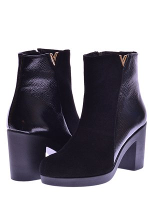 Ботинки черные | 2687413