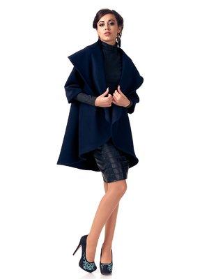Пальто темно-синє   2684425