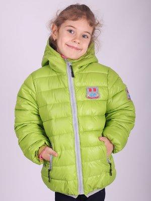Куртка салатова   2027166