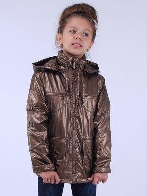 Куртка коричнева | 2695930