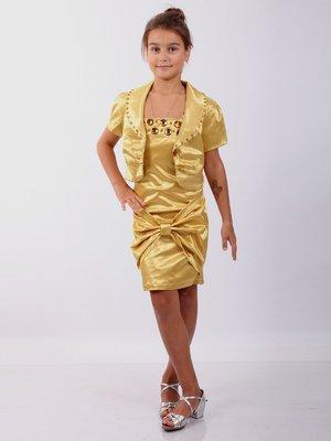 Комплект: болеро і сукня | 1976661