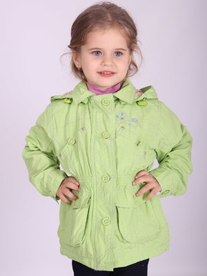 Куртка салатовая   2027132