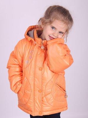 Куртка помаранчева | 2027135