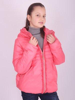 Куртка рожева   2027138