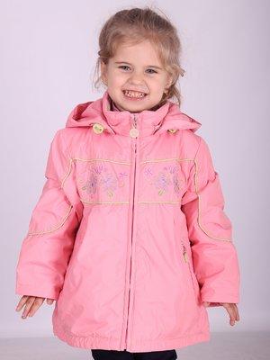 Куртка рожева   2027140