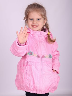Куртка рожева | 2027143