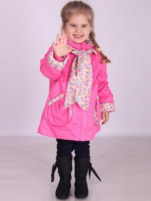 Куртка рожева | 2027151