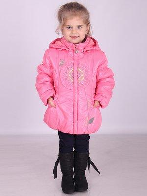 Куртка рожева | 2027153