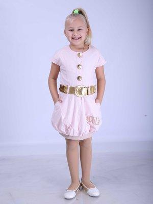 Платье розовое | 2180607