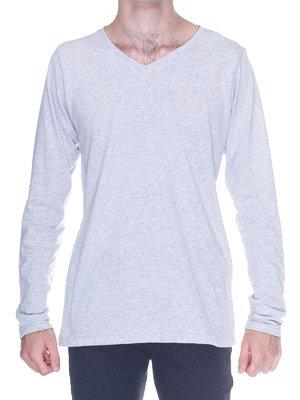Пуловер светло-серый | 2681107