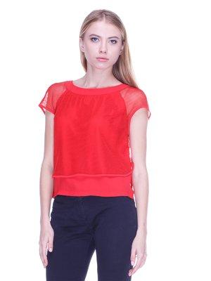Блуза красная   2651747