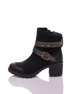 Ботинки черные | 2703033