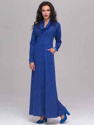 Платье синее | 2703952