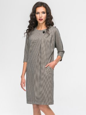 Платье серое | 2703954