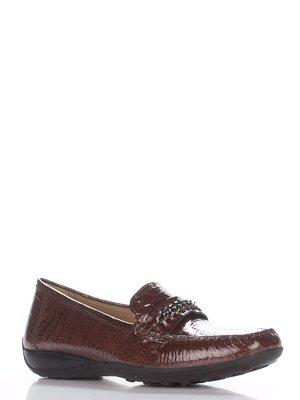 Туфли коричневые | 2708226