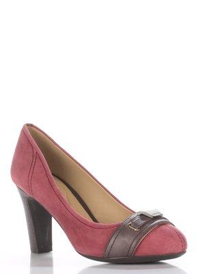 Туфли бордовые | 2708467